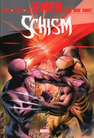 X-Men: Schism HC