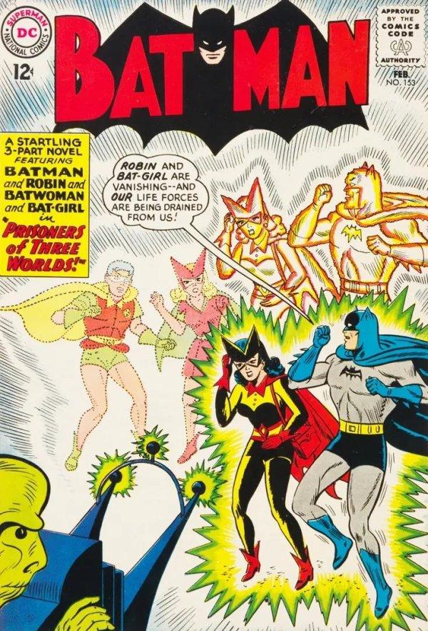 Batman #153