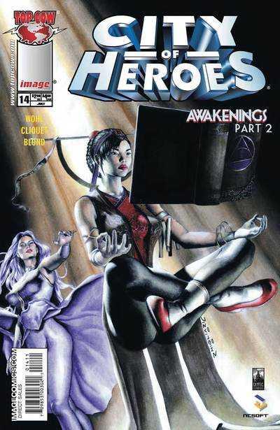 City of Heroes #14