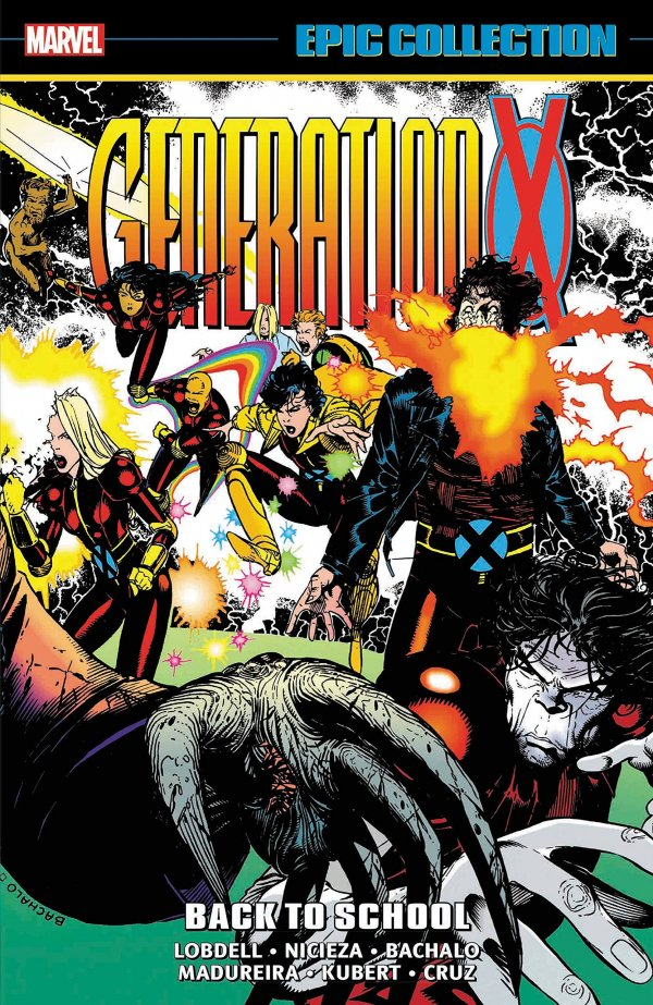 Generation X Epic Collection: Back to School TP