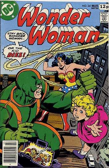 Wonder Woman #241
