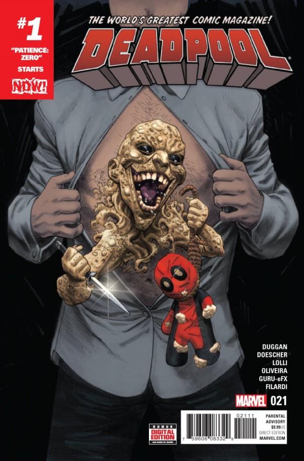 Deadpool #21