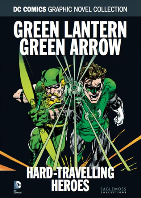DC Comics Graphic Novel Collection Vol. 58 Green Arrow/Green Lantern: Hard Travelling Heroes