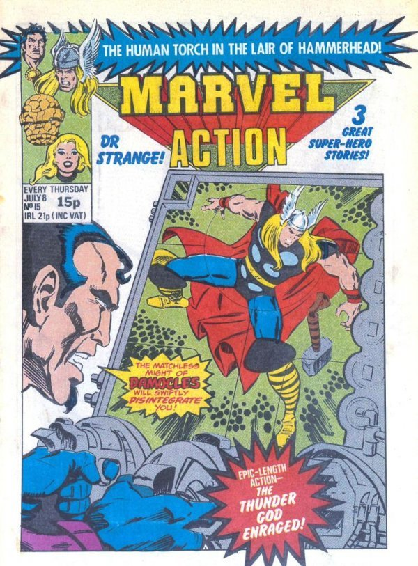 Marvel Action #15