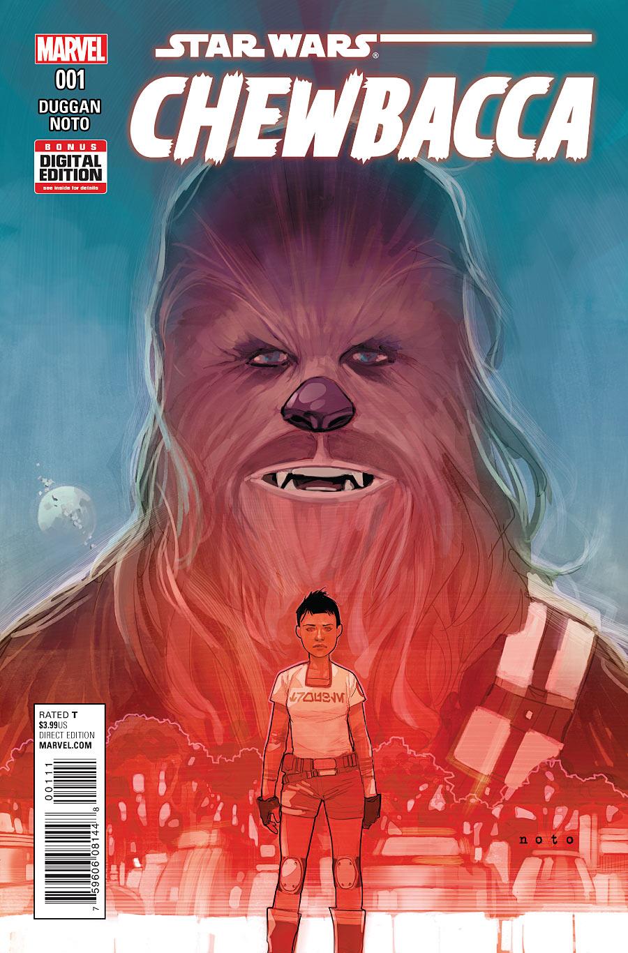 Star Wars: Chewbacca #1