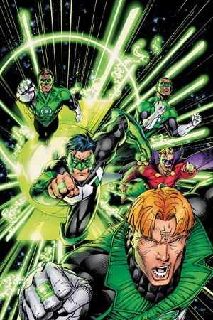 Green Lantern: In Brightest Day TP