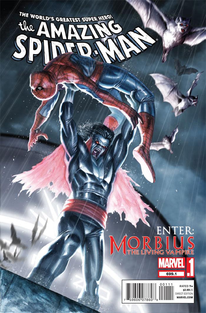 The Amazing Spider-Man #699.1