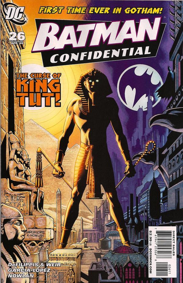 Batman Confidential #26