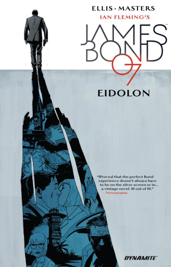 James Bond Vol. 2: Eidolon HC