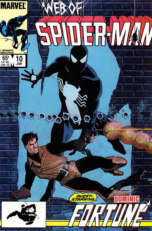 Web of Spider-Man #10