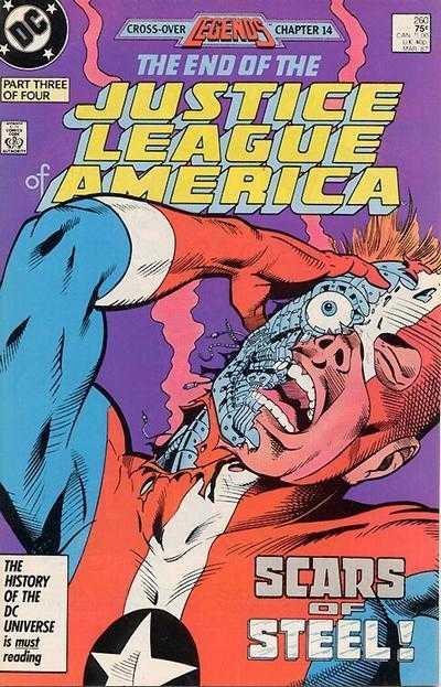 Justice League of America #260