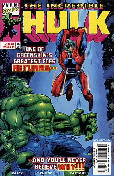 The Incredible Hulk #472