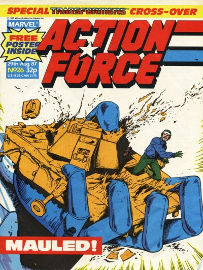 Action Force #26