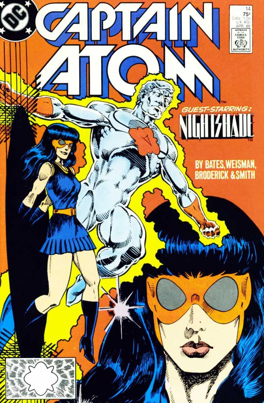 Captain Atom #14