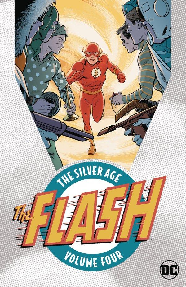 The Flash: The Silver Age Vol. 4 TP