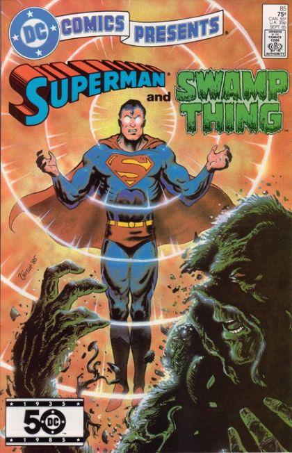DC Comics Presents #85