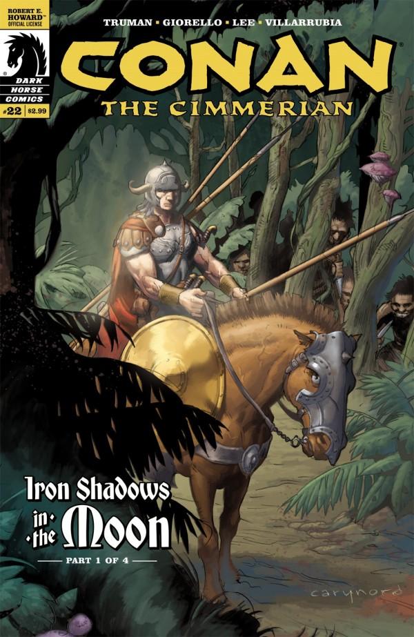 Conan the Cimmerian #22
