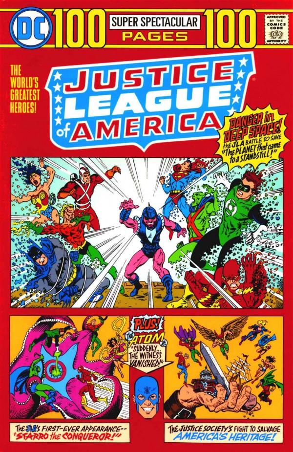 Justice League of America Super Spectacular 1975 Edition #1