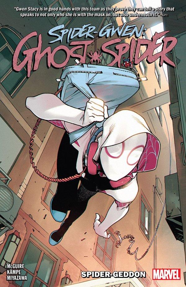Spider-Gwen: Ghost-Spider Vol. 1: Spider-Geddon TP