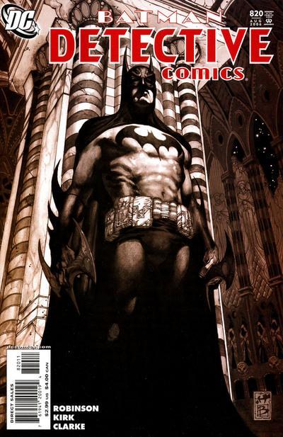 Detective Comics #820