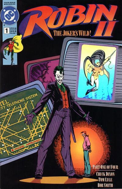 Robin II: The Joker's Wild! #1