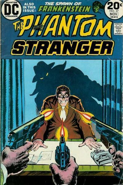 The Phantom Stranger #27