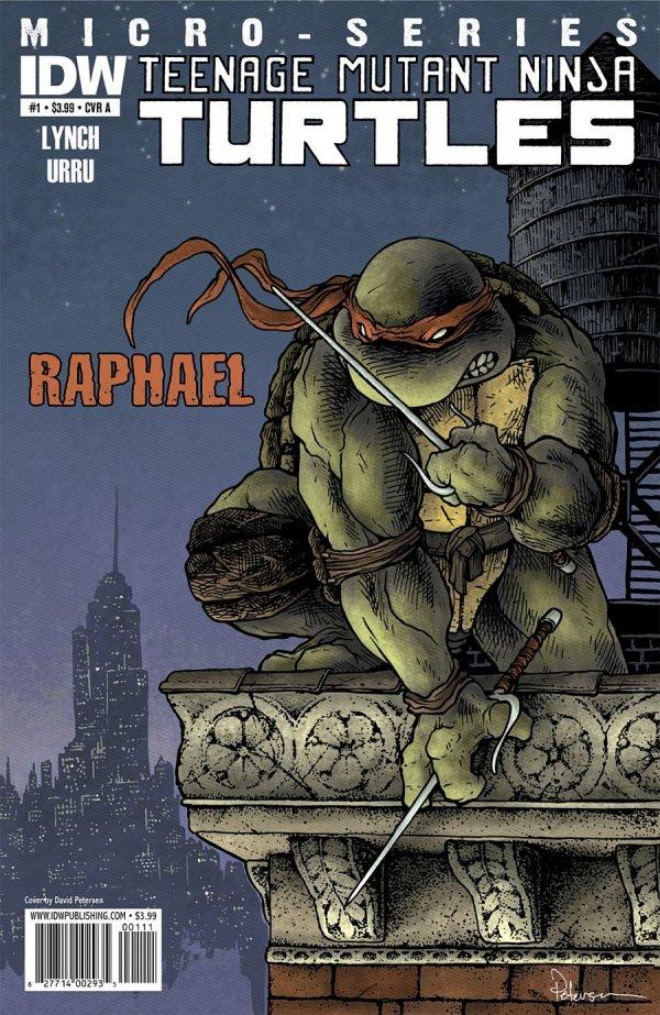 Teenage Mutant Ninja Turtles: Micro-Series #1