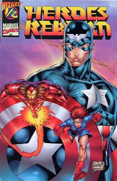 Heroes Reborn #½