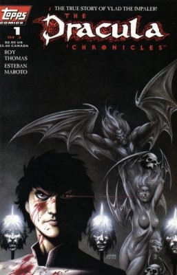 The Dracula Chronicles #1
