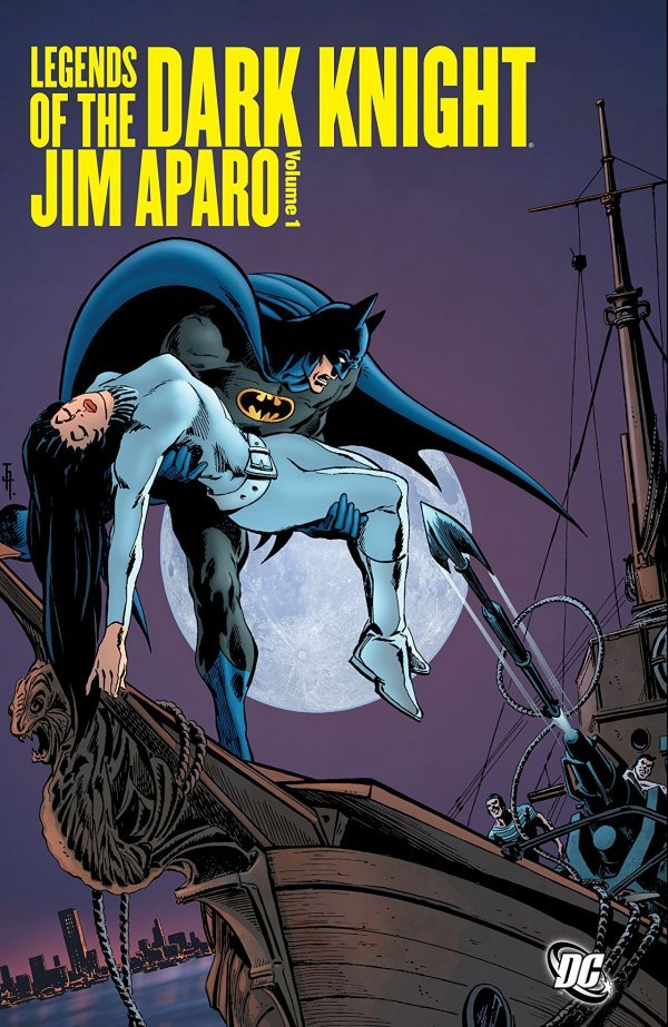Legends of the Dark Knight: Jim Aparo Vol. 1 HC
