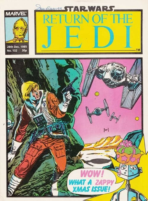 Return of the Jedi Weekly #132