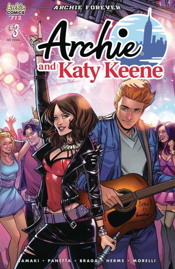 Archie #712 review