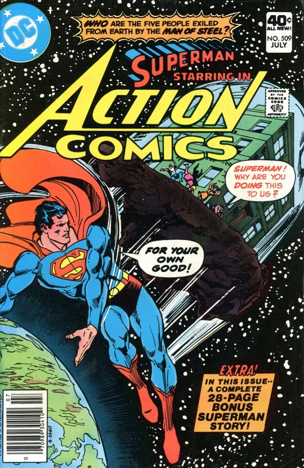 Action Comics #509