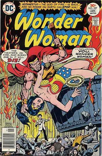 Wonder Woman #227