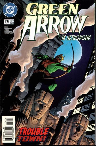 Green Arrow #109