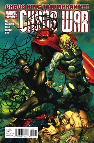 Chaos War #5
