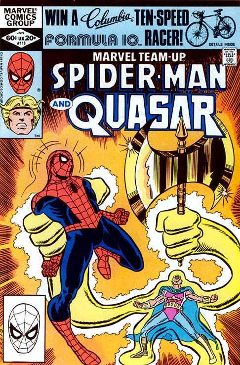 Marvel Team-Up #113