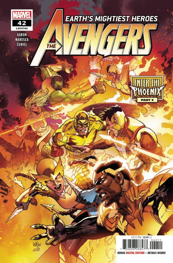 The Avengers #42