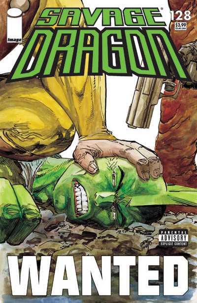 Savage Dragon #128