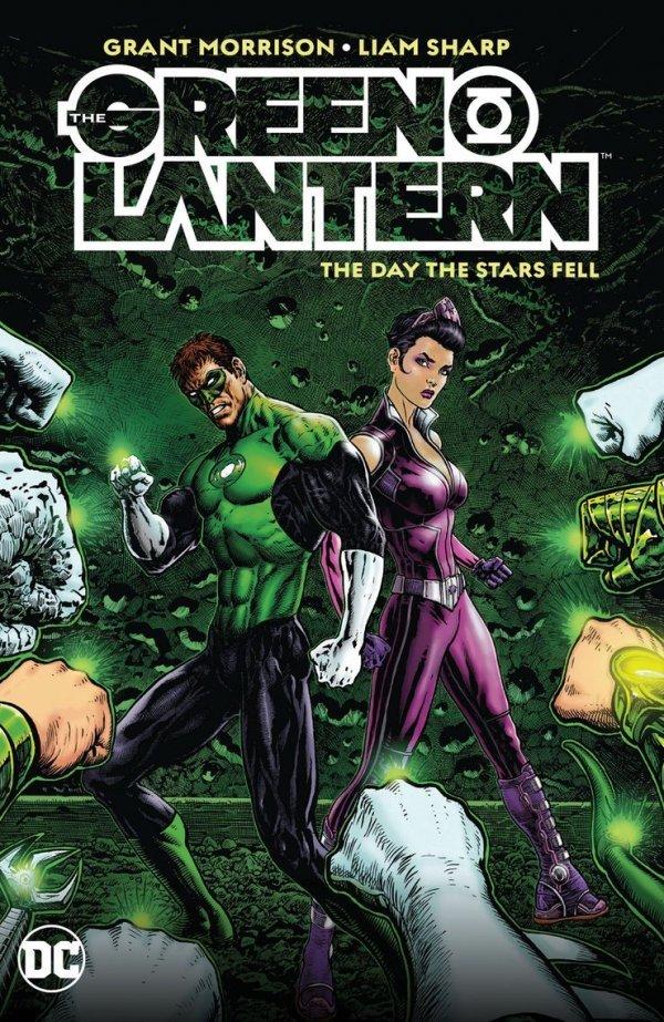The Green Lantern Vol. 2: The Days The Stars Fell TP