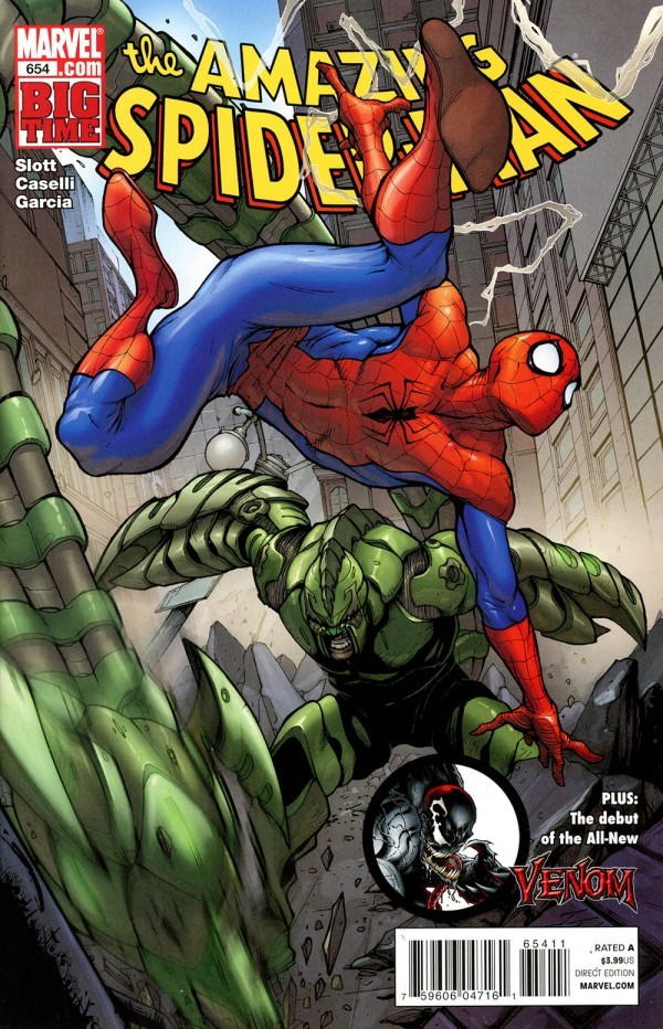 The Amazing Spider-Man #654
