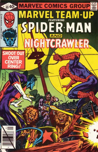 Marvel Team-Up #89