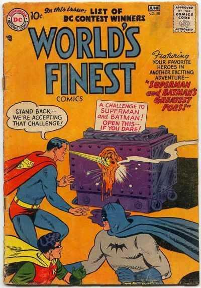 World's Finest Comics #88