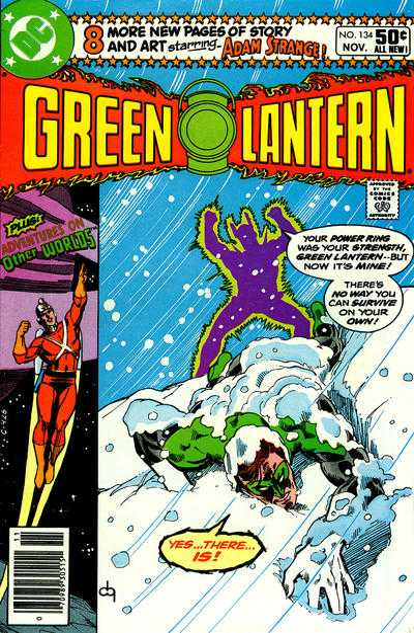 Green Lantern #134