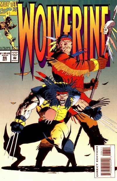 Wolverine #86