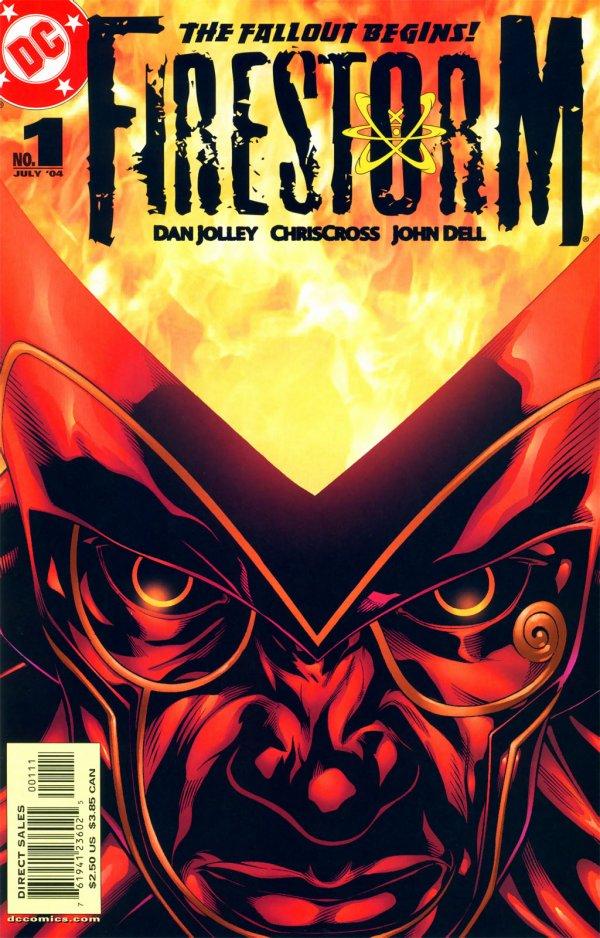 Firestorm: The Nuclear Man #1