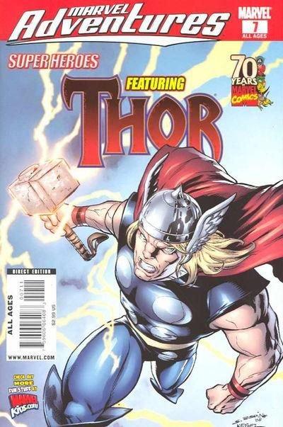 Marvel Adventures Super Heroes #7