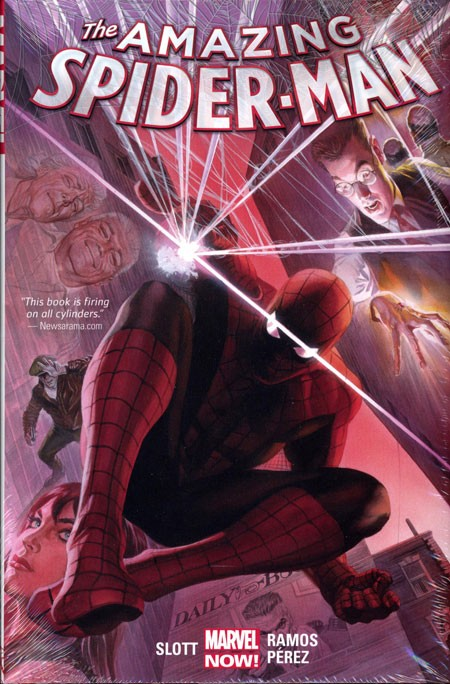 The Amazing Spider-Man Vol. 1 HC