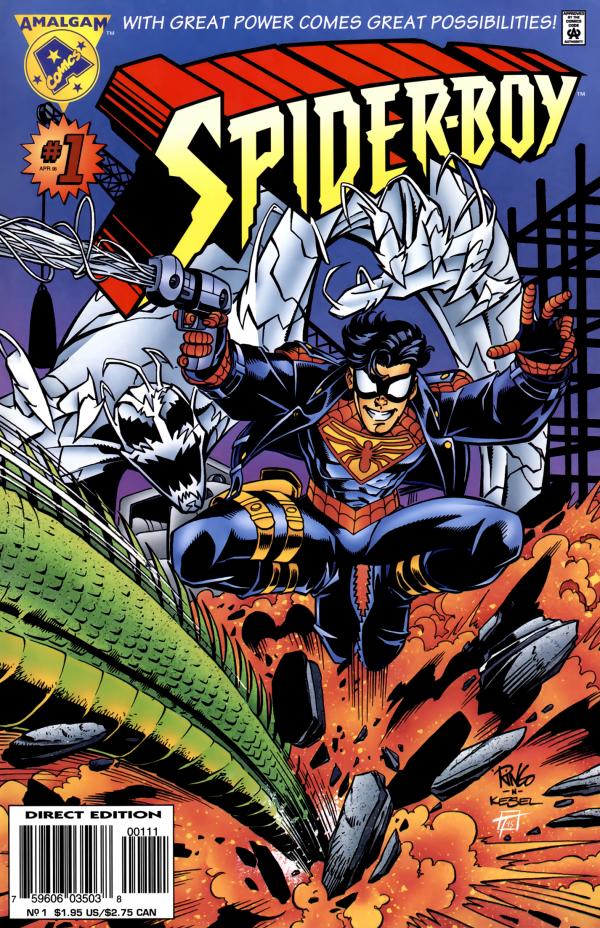 Spider-Boy #1