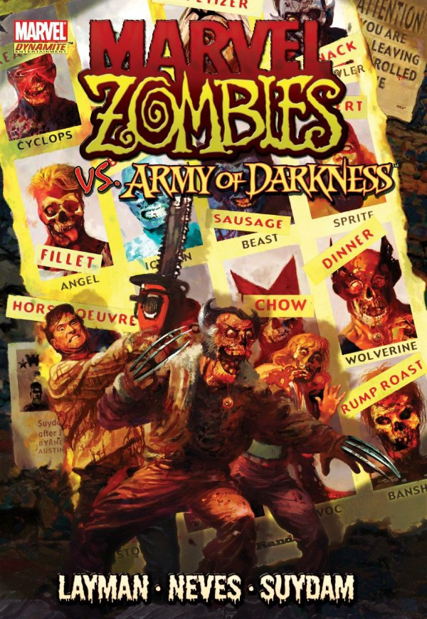 Marvel Zombies vs. Army of Darkness TP